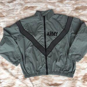 Army Men's Jacket
